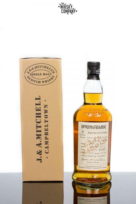 Springbank 9 Years Old Gaja Barolo Finish Campbeltown Single Malt Scotch Whisky