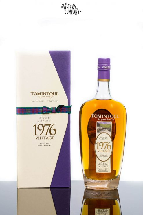 Tomintoul 1976 Vintage Speyside Single Malt Scotch Whisky (700ml)