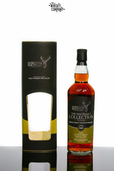Gordon & MacPhail 2000 Glenturret Highland Single Malt Scotch Wh