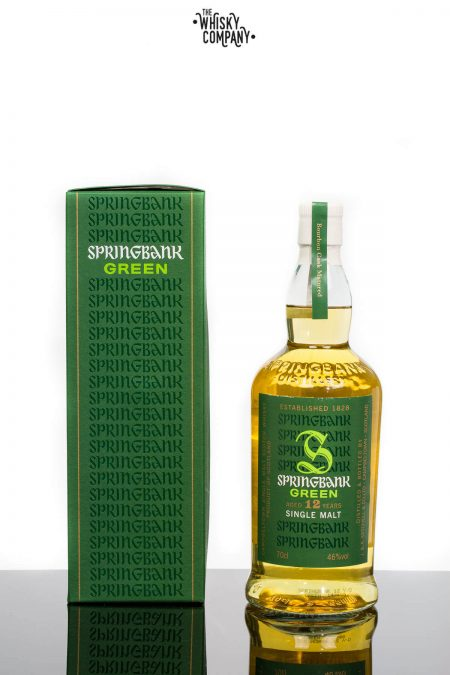 Springbank Green Aged 12 Years Campbeltown Single Malt Scotch Whisky
