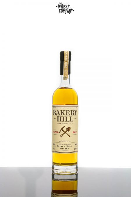Bakery Hill Peated Malt Australian Single Malt Whisky (500ml)