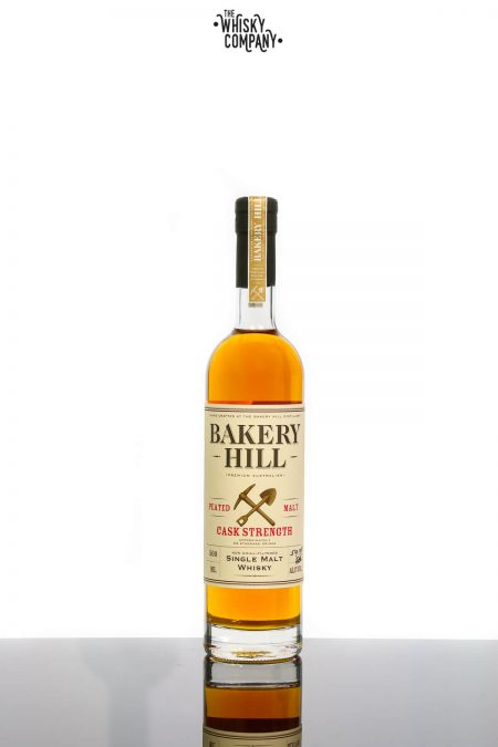 Bakery Hill Peated Malt Cask Strength Australian Single Malt Whisky (500ml)