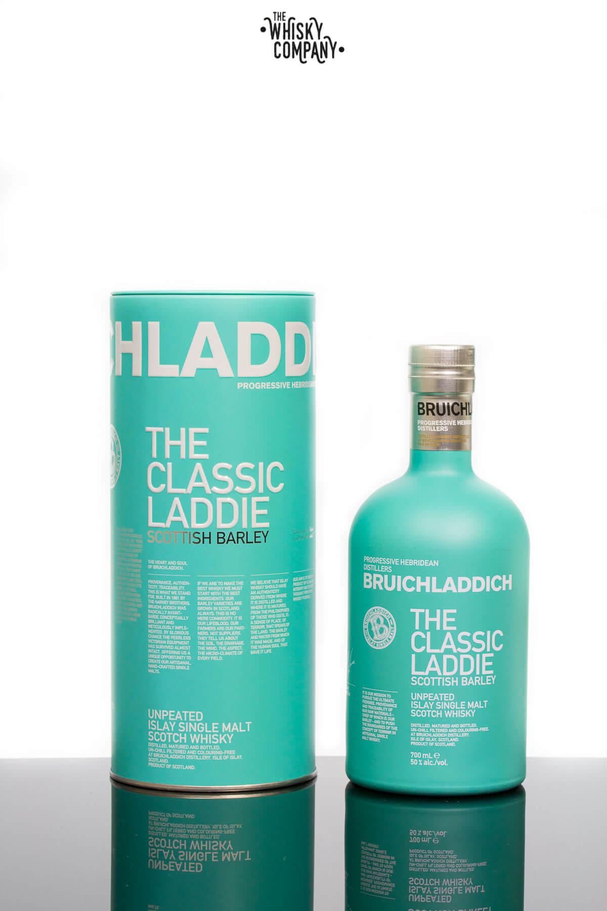 Bruichladdich 'The Classic Laddie' Scottish Barley Islay Single Malt Scotch Whisky (700ml)