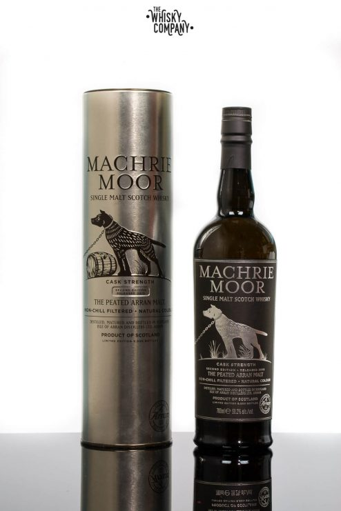 Arran Machrie Moor Cask Strength Island Single Malt Scotch Whisky (700ml)