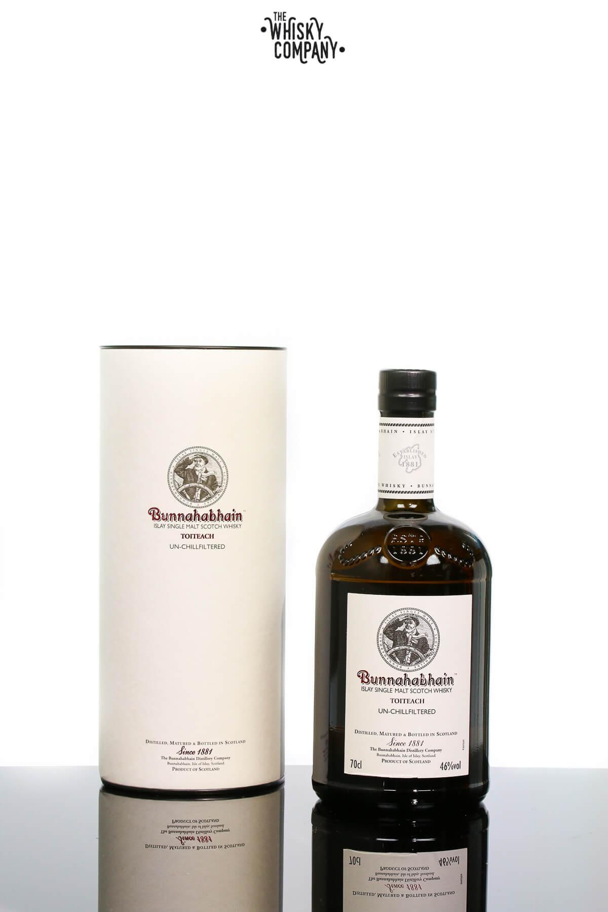 Bunnahabhain Toiteach Islay Single Malt Scotch Whisky (700ml)