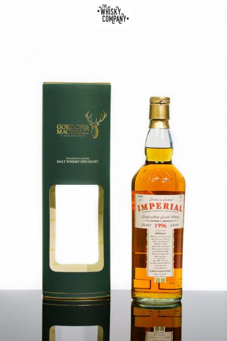 Gordon & MacPhail Imperial 1996 Speyside Single Malt Scotch Whisky