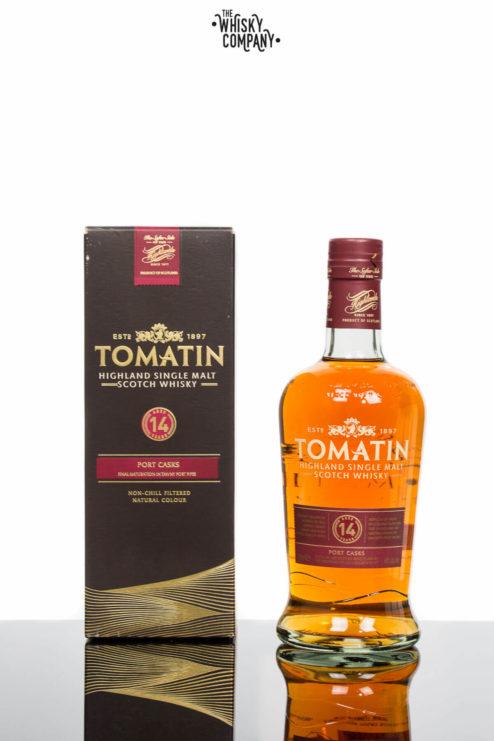 Tomatin 14 Years Old Portwood Finish Highland Single Malt Scotch Whisky