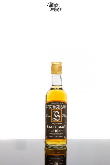 Springbank 10 Years Old 350ml Campbeltown Single Malt Scotch Whisky