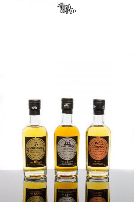 Springbank Campbeltown Malts Tasting Pack (3 x 200ml)