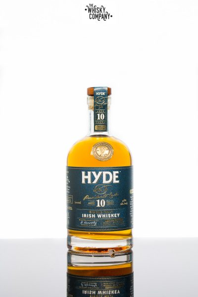 Hyde Aged 10 Years Irish Single Malt Whiskey