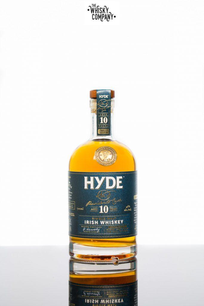 Hyde Aged 10 Years Irish Single Malt Whiskey