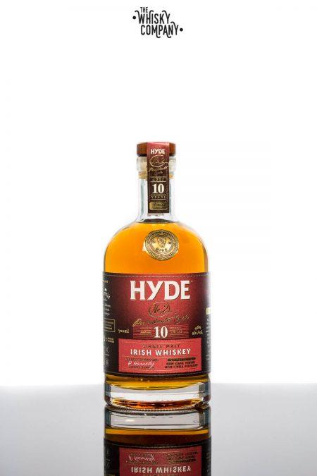 Hyde No. 2 10 Years Old Rum Cask Finish Single Malt Irish Whiskey (700ml)