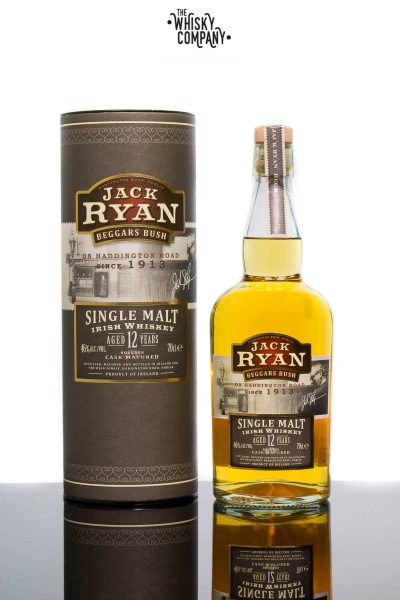 the_whisky_company_jack_ryan_irish_beggars_bush_12_years_old_single_malt_whiskey (1 of 1)
