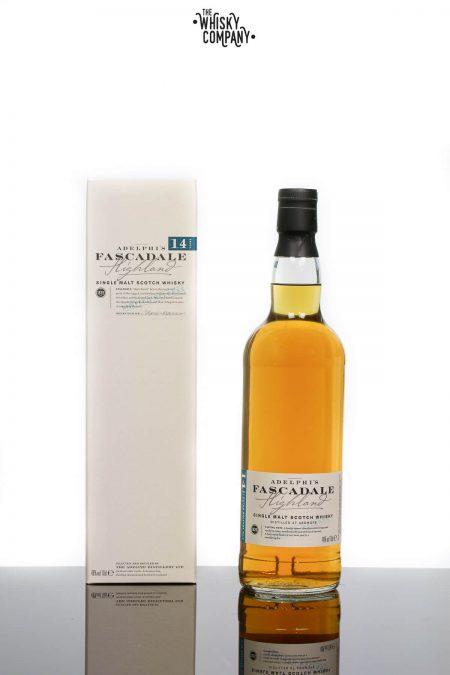 Adelphi Fascadale Ardmore 14 Years Old Single Malt Scotch Whisky (700ml)