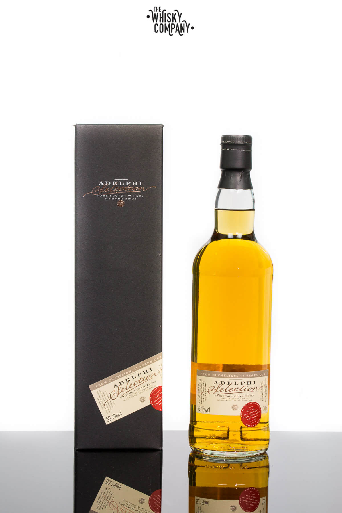 Adelphi 1997 Clynelish 17 Years Old Highland Single Malt Scotch Whisky