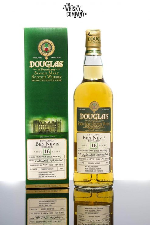 Douglas of Drumlanrig Ben Nevis Aged 16 Years Single Malt Scotch Whisky