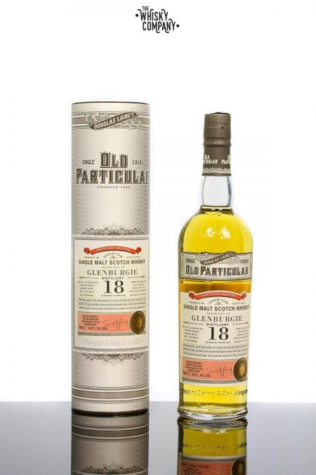Douglas Laing Old Particular Glenburgie 18 Years Old Speyside Single Cask Single Malt Scotch Whisky