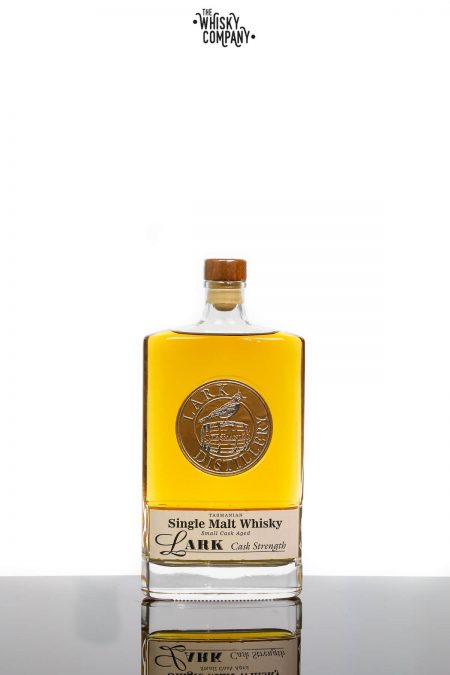 Lark Cask Strength Tasmanian Single Malt Small Cask Aged Whisky (500ml)