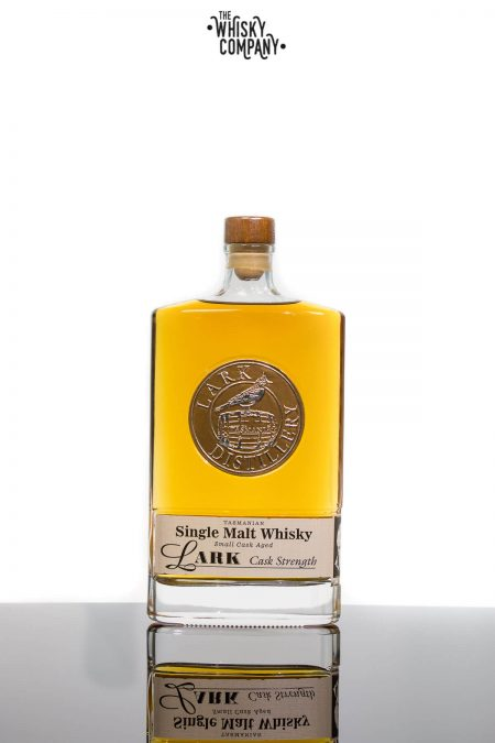Lark Cask Strength Tasmanian Single Malt Small Cask Aged Whisky (100ml)