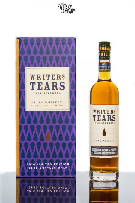 Writers Tears Cask Strength 2017 Pot Still Irish Whiskey (700ml)
