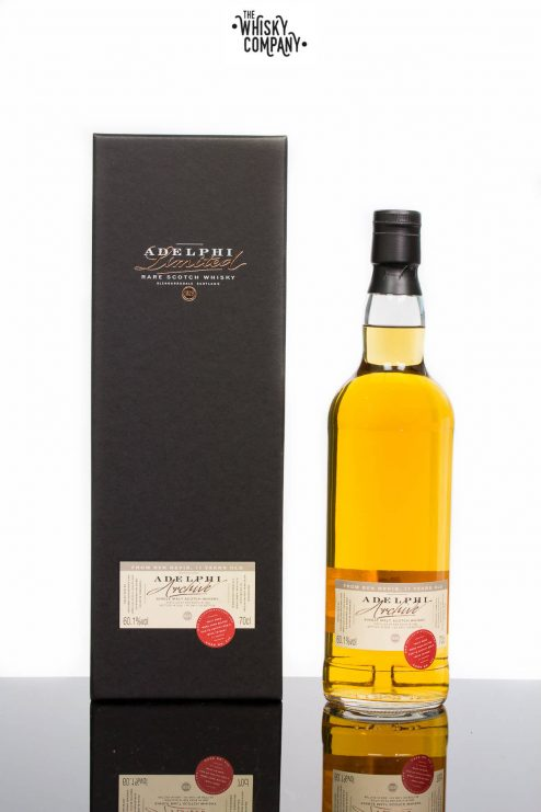 Adelphi 1996 Ben Nevis 11 Years Old Highland Single Malt Scotch Whisky (700ml)