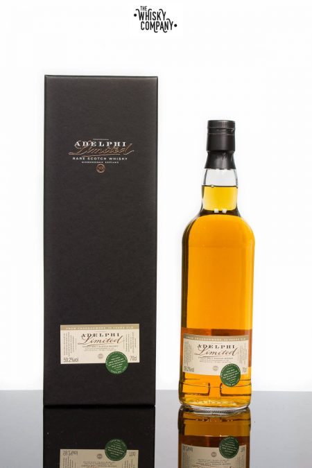 Cragganmore 29 Years Old 1986 Speyside Scotch Whisky (Adelphi) (700ml)