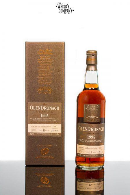 GlenDronach 1995 Single Cask Aged 19 Years #3806 Highland Single Malt Scotch Whisky