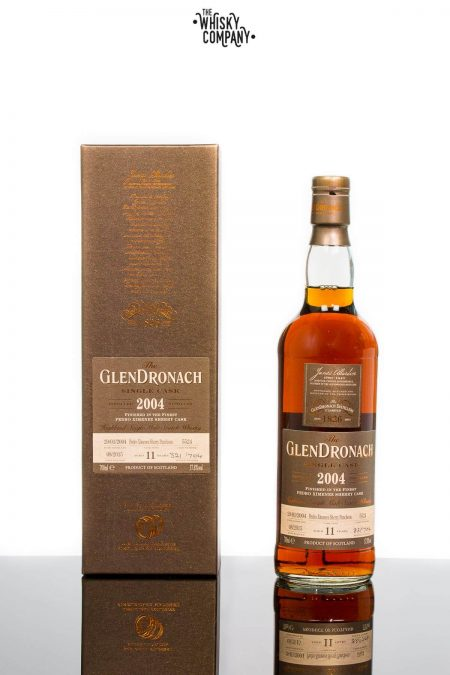 GlenDronach 2004 Single Cask Aged 11 Years #5524 Highland Single Malt Scotch Whisky (700ml)