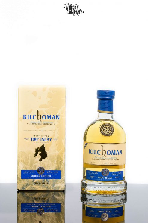 Kilchoman 100% Islay 6th Edition Islay Single Malt Scotch Whisky (700ml)