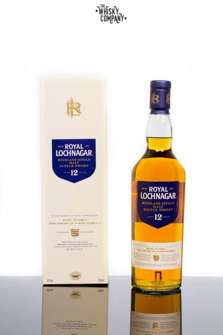 Royal Lochnagar Aged 12 Years Highalnd Single Malt Scotch Whisky