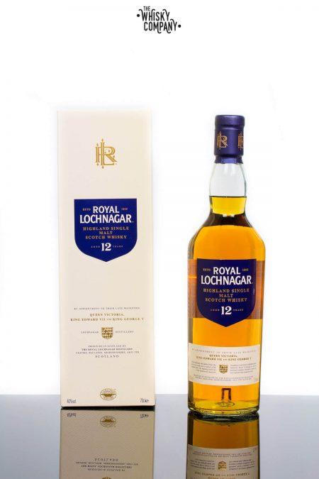 Royal Lochnagar Aged 12 Years Highalnd Single Malt Scotch Whisky (700ml)