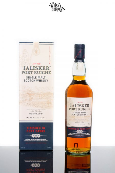 Talisker Port Ruighe Island Single Malt Scotch Whisky