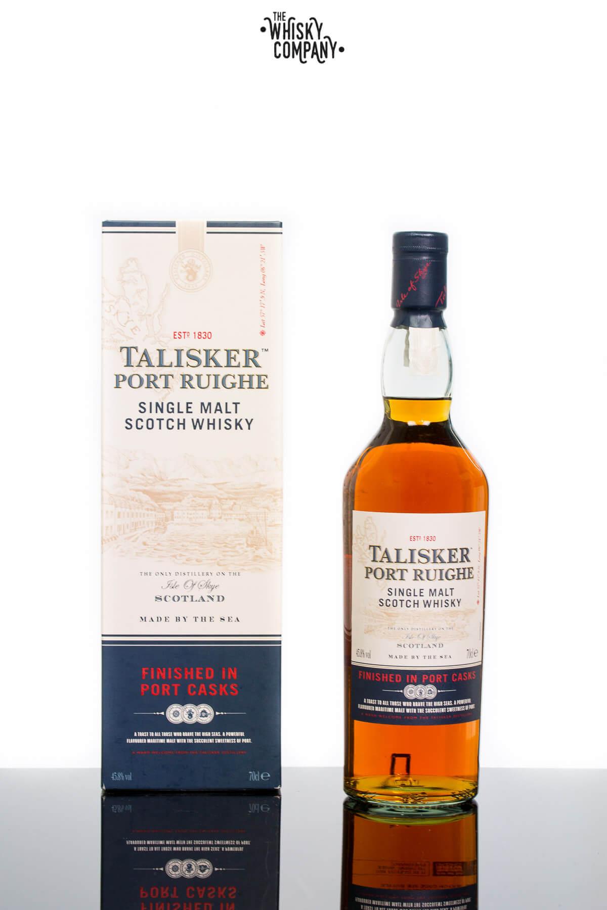 Talisker Port Ruighe Island Single Malt Scotch Whisky