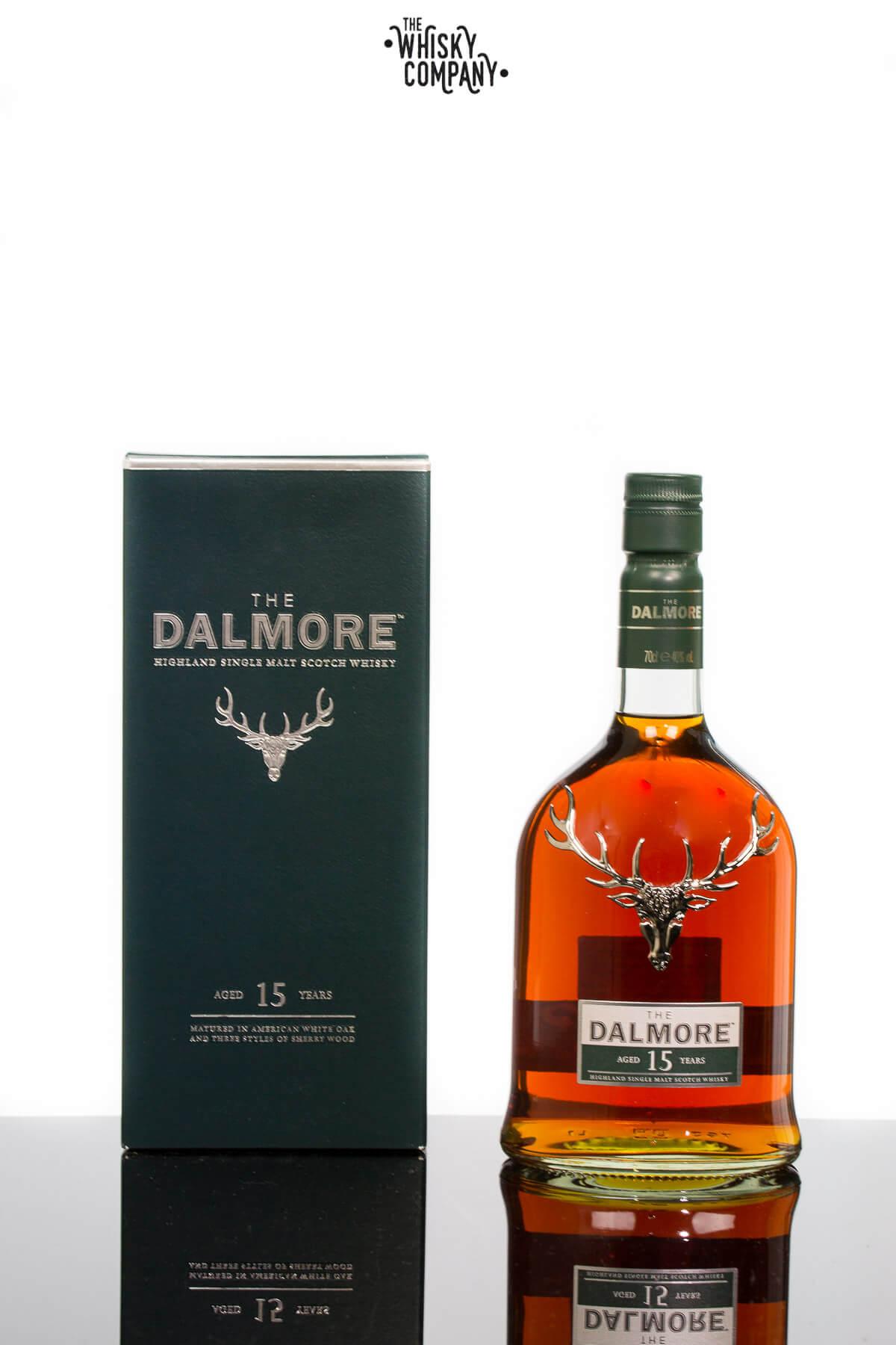 The Dalmore Aged 15 Years Highland Single Malt Scotch Whisky