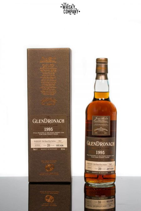 GlenDronach 1995 Aged 20 Years Single Malt Scotch Whisky (700ml)