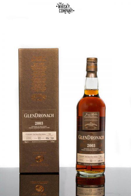 GlenDronach 2003 Single Cask Aged 12 Years Single Malt Scotch Whisky (700ml)
