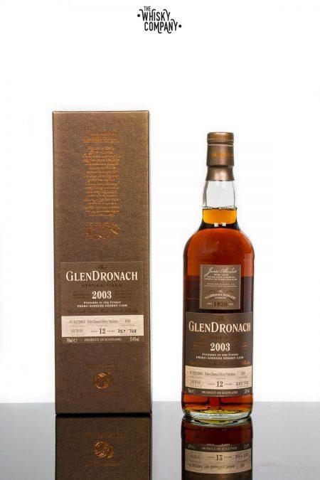 GlenDronach 2003 Aged 12 Years Single Malt Scotch Whisky (700ml)