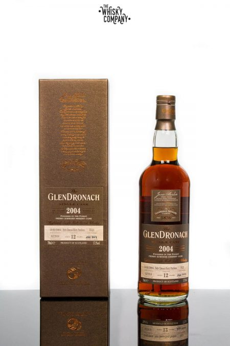 GlenDronach 2004 Single Cask Aged 12 Years #5521 Bottle 266 Highland Single Malt Scotch Whisky (700ml)