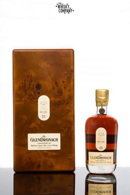 GlenDronach 25 Years Old Grandeur Batch 007 Highland Single Malt Scotch Whisky (700ml)