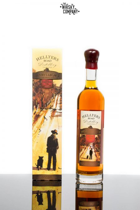 Hellyers Road Saint Valentines Peak Limited Edition Henry's Legacy Australian Single Malt Whisky (700ml)