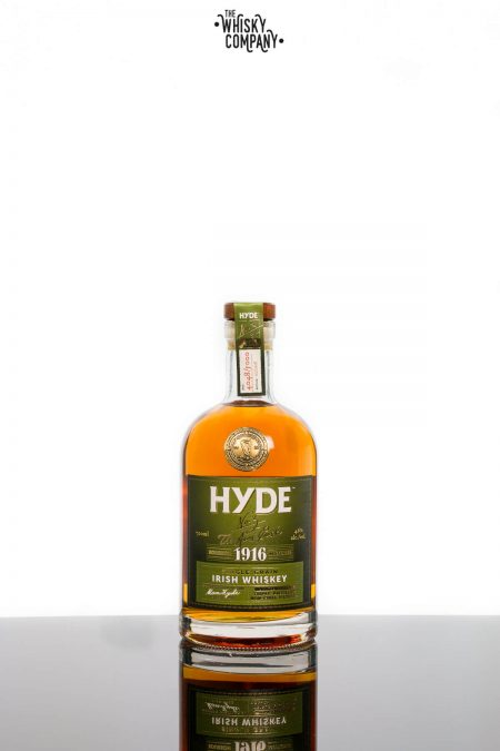 Hyde No. 3 Bourbon Cask Matured Single Grain Irish Whiskey (700ml)