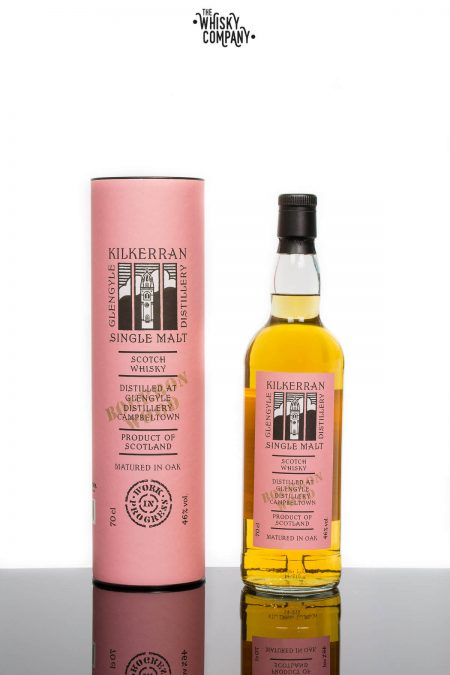Kilkerran Work In Progress 6 Bourbon Wood Campbeltown Single Malt Scotch Whisky