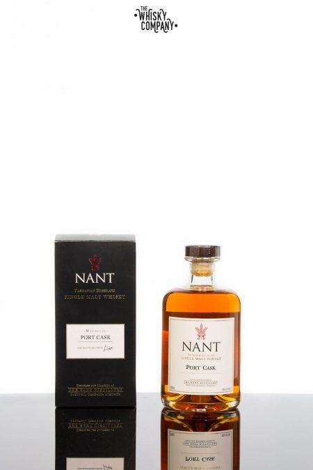 Nant Port Cask Tasmanian Highland Single Malt Whisky (500ml)