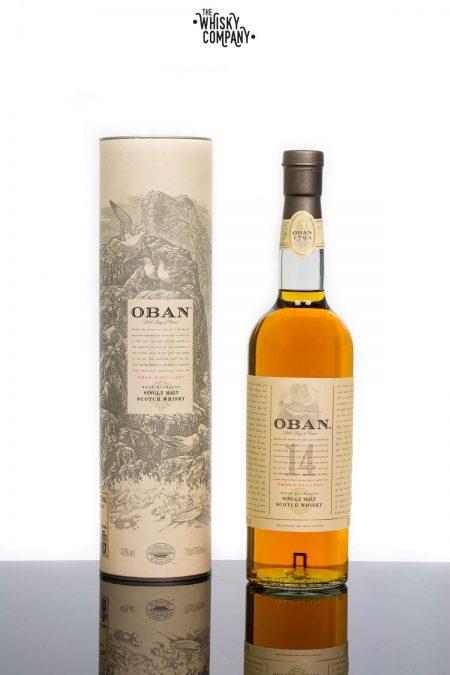 Oban Aged 14 Years Highland Single Malt Scotch Whisky