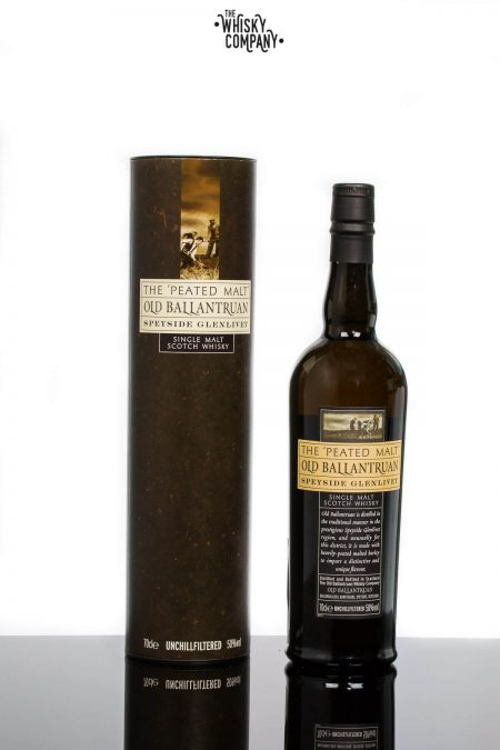 Old Ballantruan Peated Speyside Single Malt Scotch Whisky (700ml)