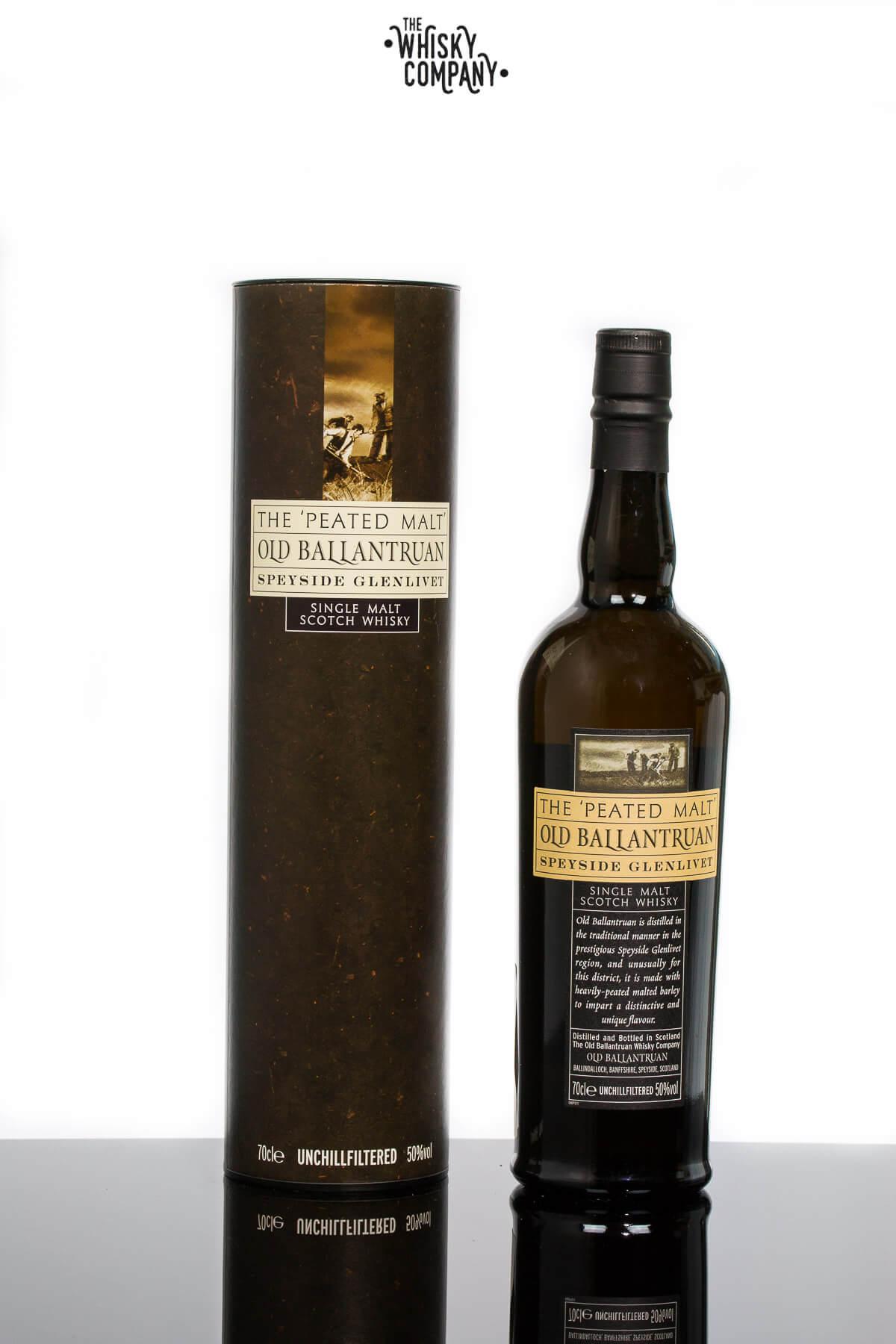 Old Ballantruan Peated Speyside Single Malt Scotch Whisky (700ml)