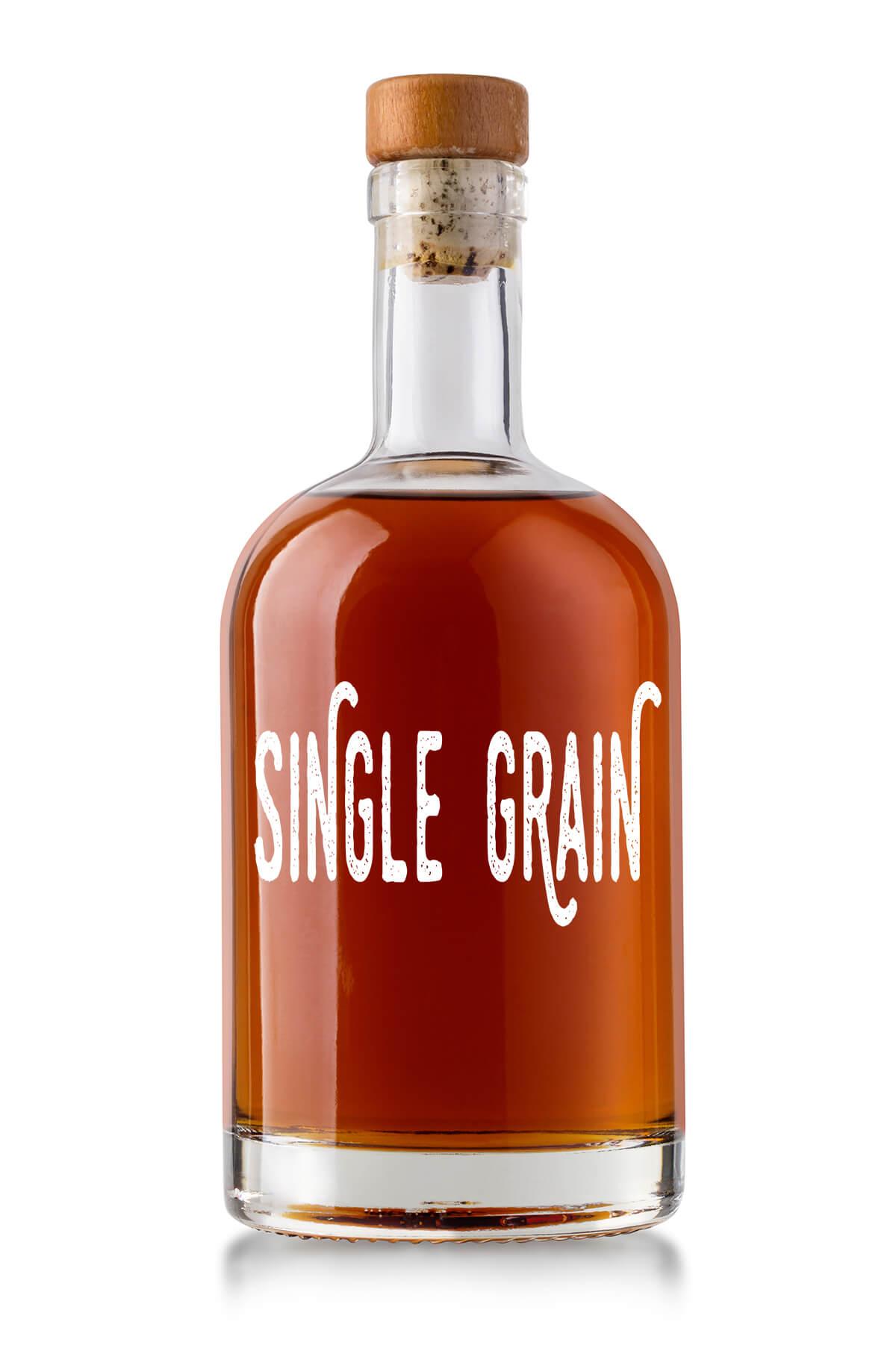 Single Grain Whiskies