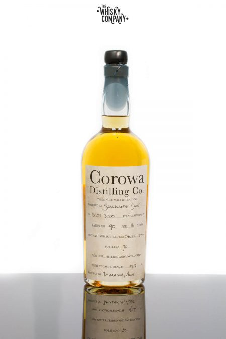 Sullivans Cove Aged 16 Years Bottled by Corowa Distillery Tasmanian Single Malt Whisky (700ml)