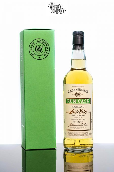 Glengoyne 1996 Aged 18 Years Single Malt Scotch Whisky - Cadenhead's (700ml)