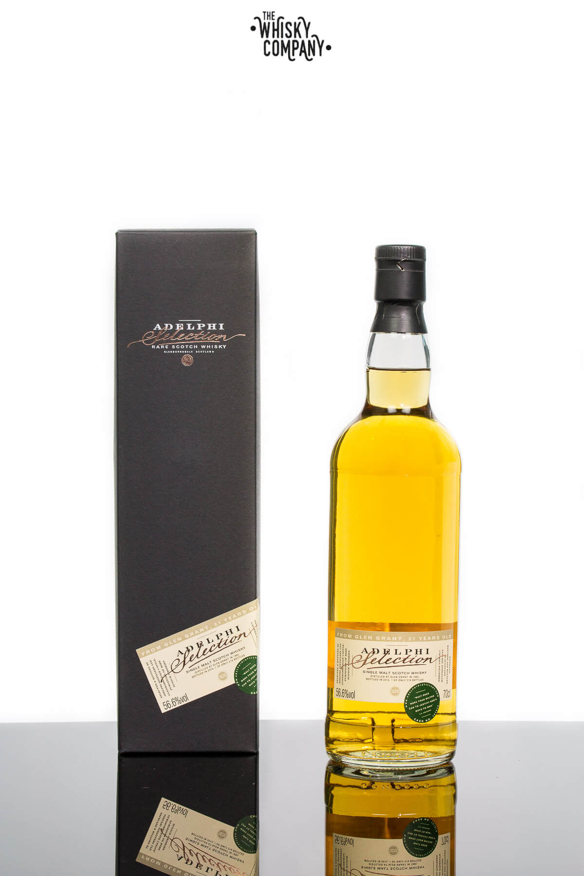 Adelphi 1992 Glen Grant 21 Years Old Single Cask Single Malt Scotch Whisky